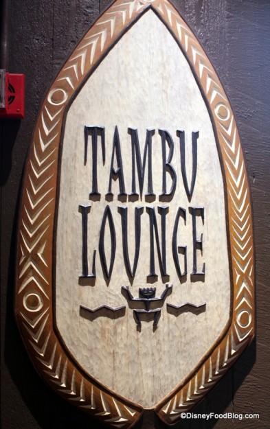 Tambu Sign