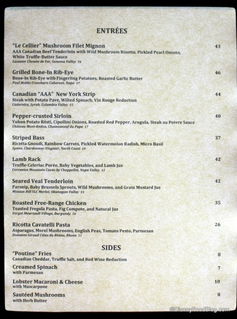 56 Must Read Disney Dining Secrets From Disney Food Blog