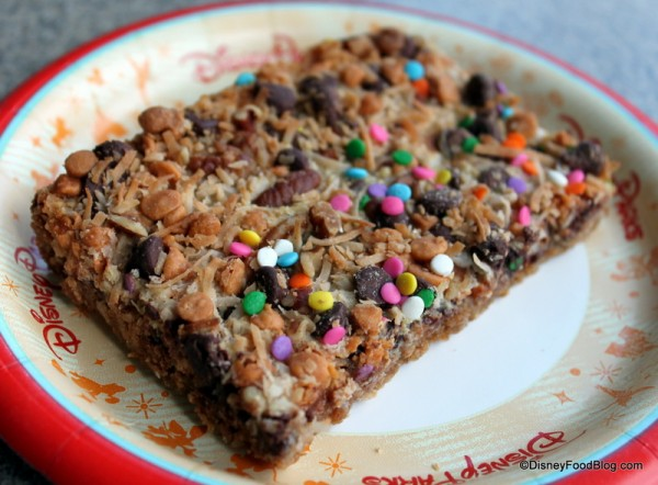 Magic Cookie Bar