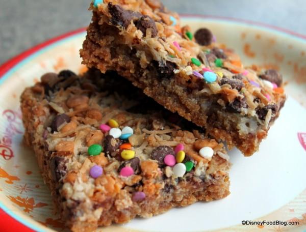 Magic Cookie Bar -- Up Close