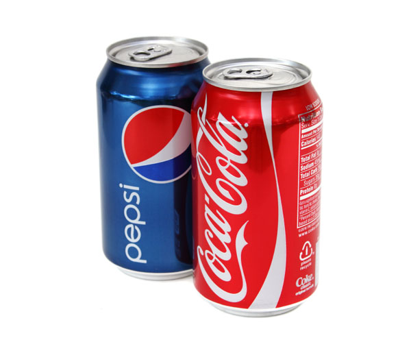 No Pepsi Here.