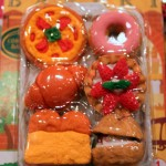 Fun Find: Food Erasers in Epcot's Japan Pavilion