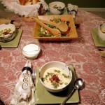 DIY Disney Recipe: Nebraska Corn Chowder from Storytellers Cafe