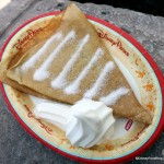 Review: Ice Cream Crêpes in Epcot's France Pavilion