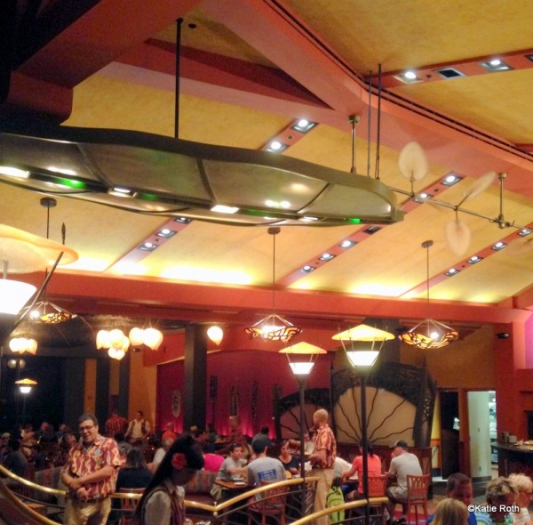 Guest Review Kona Caf 233 Dinner At Disney S Polynesian