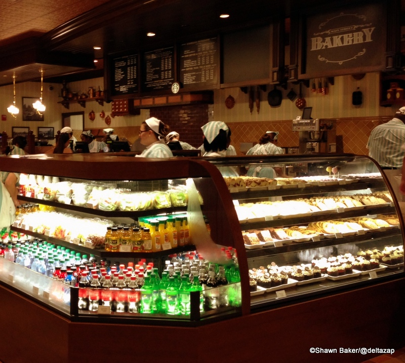 FIRST LOOK Main Street Bakery Starbucks Offers Soft Opening the