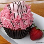 New! Strawberry and Cream Cupcake Debuts at Disney's Hollywood Studios