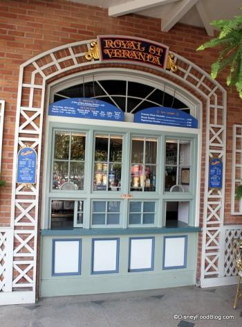 Walk up royal street verandah window royal street veranda