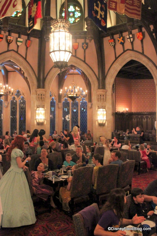 Recommended Disney Dining Plan Two Credit Restaurants