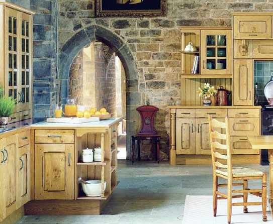 What disney restaurant do you want in your kitchen the for Castle kitchen cabinets