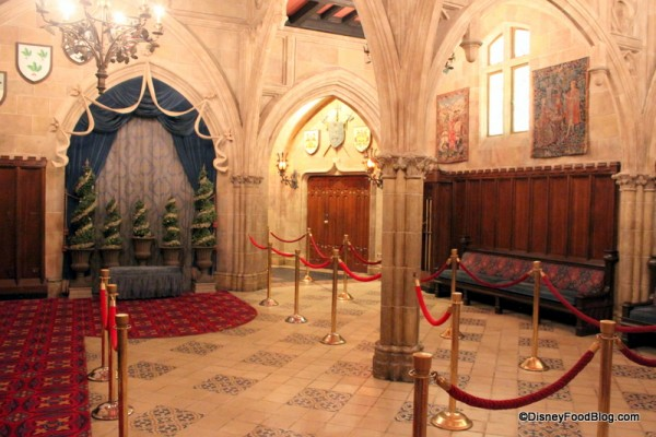 Cinderella's Foyer