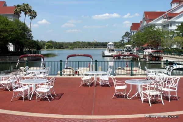 Gasparilla Island Grill At Disney S Grand Floridian Resort Spa