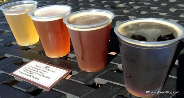 Beers of Beer Flight 2
