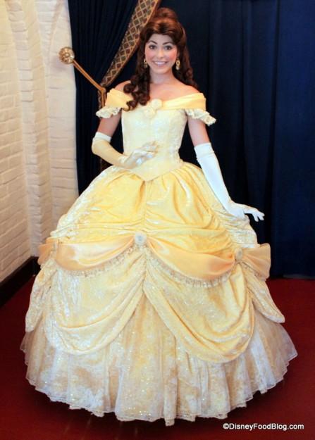 Belle at Akershus Royal Banquet Hall