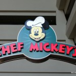 Review: Chef Mickey's Dinner at Disney World's Contemporary Resort
