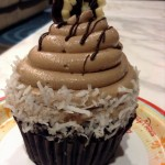 Guest Review: Chocolate Covered Coconut Cupcake at Disney's Contempo Café