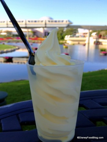 Pineapple Dole Whip