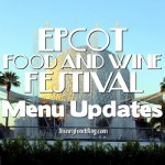 News! More 2013 Epcot Food and Wine Festival Menu Items and FOOD PHOTOS!
