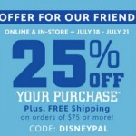 Great Deal! 25% Off Disney Finds For a Limited Time!