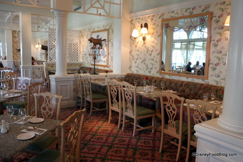 Review Breakfast At The Grand Floridian Cafe