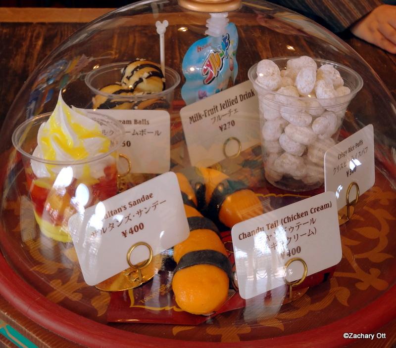 Guest Review Snacks At Tokyo Disneyland And Tokyo