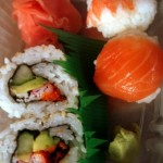 New! Sushi Menu Items at Kabuki Cafe in Epcot's Japan Pavilion