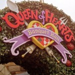 Photo Tour and Guest Review: Queen of Hearts Banquet Hall Buffeteria at Tokyo Disneyland