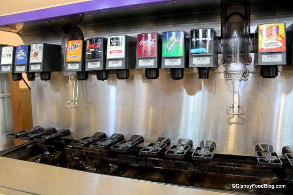 Beverage Station