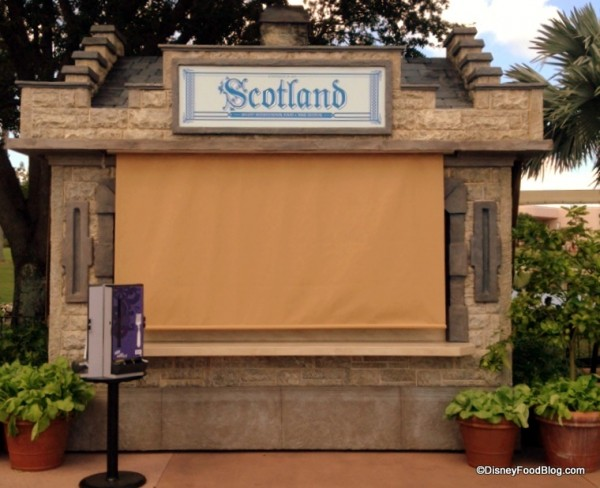 Scotland Booth