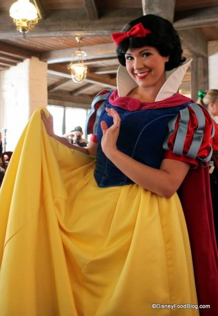 Snow White at Akershus