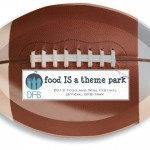 Make Your Own DFB Food and Wine Festival Tray!