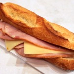 Review: Jambon Beurre Sandwich from Les Halles in Epcot's France
