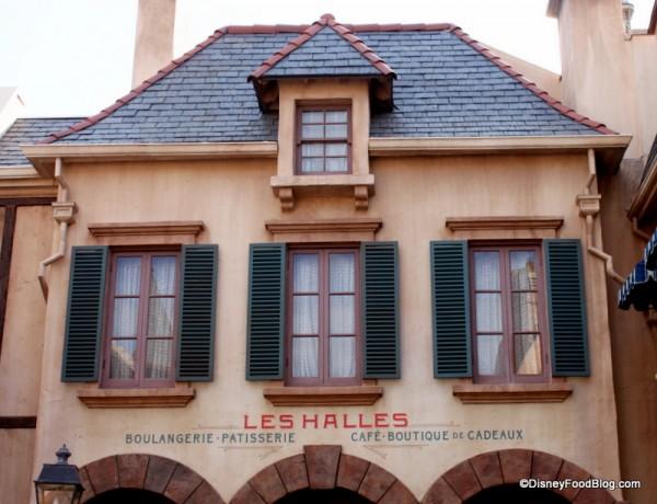 Les Halles