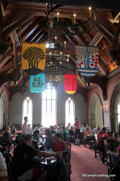 Akershus Main Dining Room