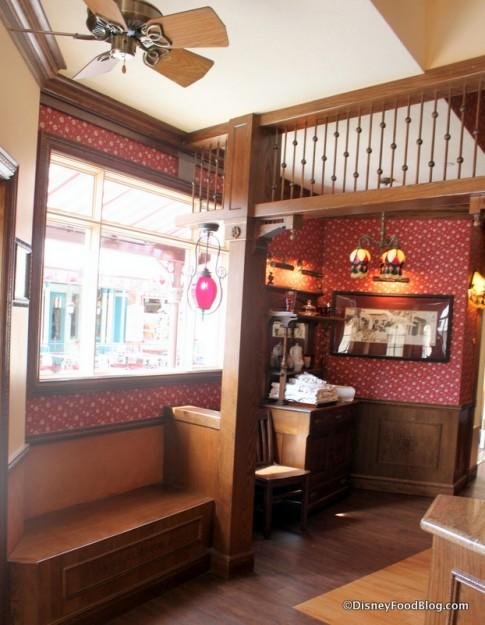 Atmosphere 3 Carnation Cafe