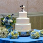 Guest Review: Disney Fairy Tale Wedding Reception Food and Wedding Cake