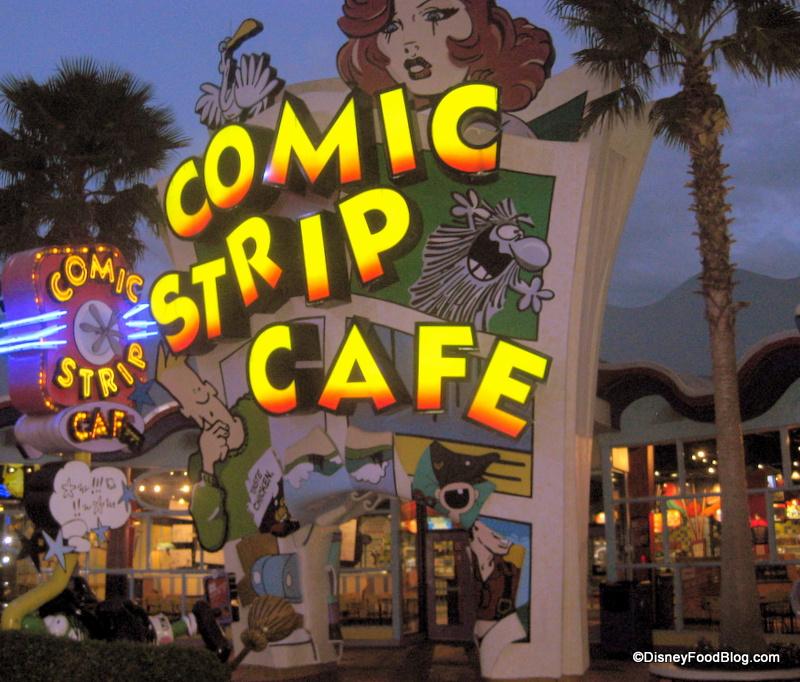 Universal Orlando Theme Parks Dining Plan The Disney Food Blog Antojitos Mexican Restaurant At Studios