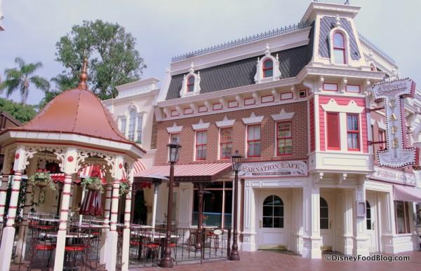 Exterior 2 Carnation Cafe