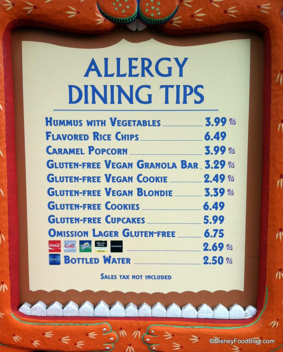 Best Food Kiosks In Magic Kingdom