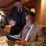New! iPad Wine List Debuts at Victoria & Albert's in Disney World's Grand Floridian Resort