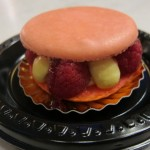 Snack Series: Raspberry Macarons at Epcot's France