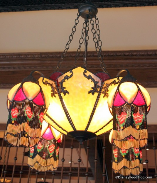 Lighting Carnation Cafe