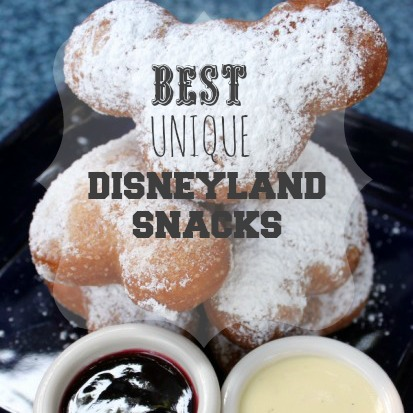 Pommes Frites At Disneyland The Best Eats And Treats Food