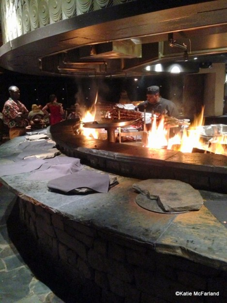 'Ohana Grill -- where the magic happens!