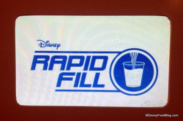 Disney's Rapid Fill Program Began Rolling Out in 2013