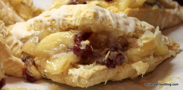 Apple Craisin Turnover at Starring Rolls