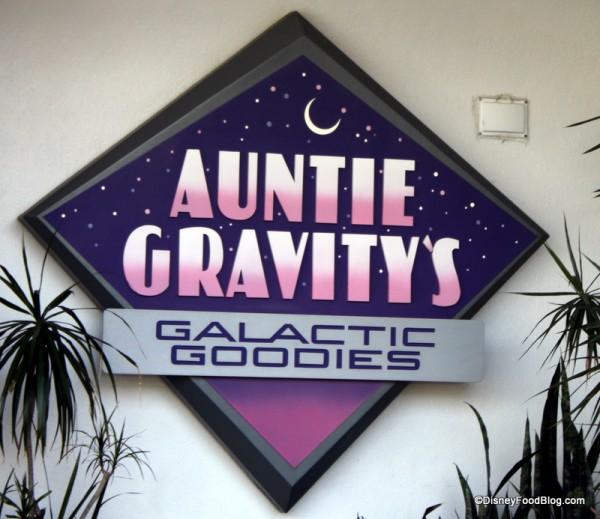 Auntie Gravity's Galactic Goodies