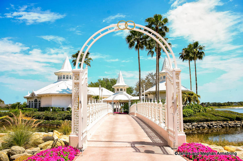 Guest Review Disney Fairy Tale Wedding Reception Food And Wedding Cake
