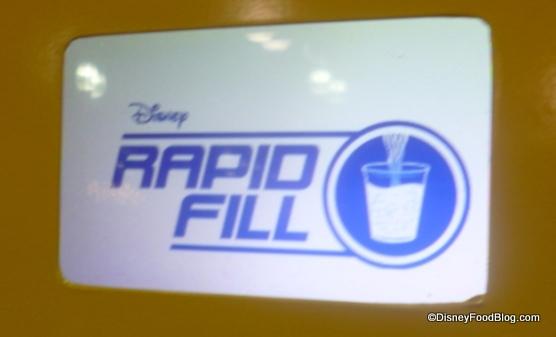 Rapid Fill Screen