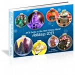 """The """"DFB Guide to the Walt Disney World Holidays 2013″ Grand Launch and Discount!"""